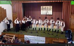 ĽH Raslavičan a speváci z Raslavíc - štvrtok - Jánošíkove dni 2012 v Terchovej