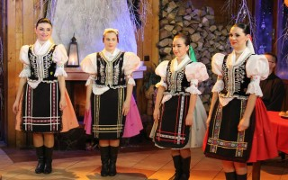 Ňechuc do nas, ... /live/, Kapura, RTVS, Košice, 31.12.2014