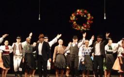 Vranov 2014 - Krajská súťaž tvorivých choreografií